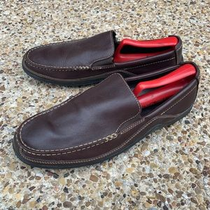 Cole Haan Brown Slip-On Loafers Men's Size 9.5M